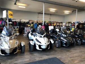 2018 Can-Am Spyder Now Available