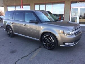 2014 Ford Flex 4WD LIMITED Accident Free,  Navigation (GPS),  Le