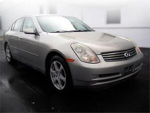 2003 INFINITI G 35,VERY CLEAN,FULY LOADED
