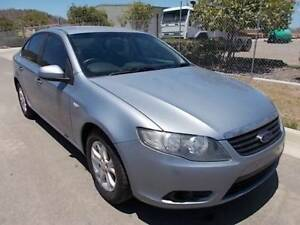 2008 Ford Falcon Sedan Mount Louisa Townsville City Preview