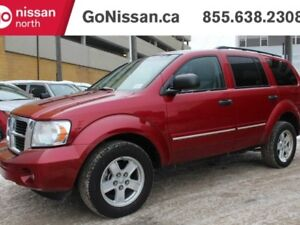 2009 Dodge Durango SLT: 4X4, 7 PASS, REAR CLIMATE, GREAT SHAPE!