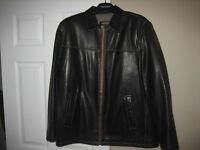 Danier Men's XL Leather Jacket for sale.