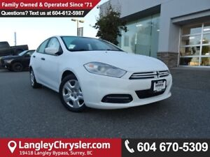 2014 Dodge Dart SE *ACCIDENT FREE*ONE OWNER*LOCAL BC CAR*