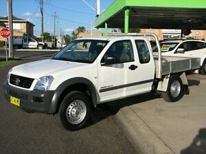 2005 Holden Rodeo SPACE CAB 4x4 TUBRO DIESEL White 5 Speed Manual Spacecab Casino Richmond Valley Preview