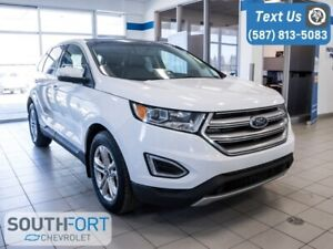 2016 Ford Edge SEL AWD NAV Roof Leather/Heat Seats