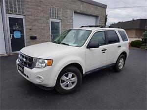 2010 FORD ESCAPE XLT LEATHER EXTRA WINTER TIRES CERTIFIED