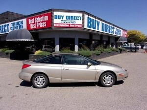 2001 Saturn SC2 Base 3dr Coupe