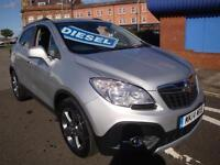 14 VAUXHALL MOKKA CDTI 130 BHP SE DIESEL £30 A YEAR TAX *LEATHER*