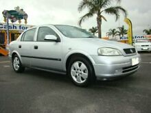 2002 Holden Astra TS MY03 CD Silver 4 Speed Automatic Sedan Cheltenham Kingston Area Preview