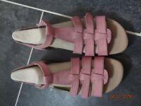 Hotter Leeward sandals - size 9 / EU 43