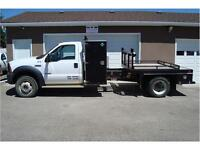 2007 FORD F-550 SUPERDUTY DUALLY DIESEL 4X4 37K ! ONLY $18,900.