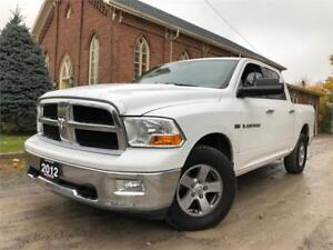 2012 Ram 1500 SLT - 4X4 - CERTIFIED - ONLY $12,994
