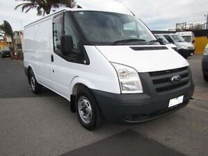 2011 Ford Transit VM Low Roof SWB Diamond White 6 Speed Manual Van Heatherton Kingston Area Preview