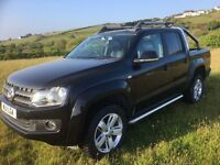VW Amarok 1 owner from new, very good condition