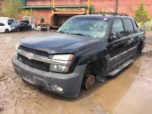 2003 Chev Avalanche just in for parts at Pic N Save!