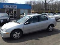 2005 Dodge SX 2.0 Fully Certified and Etested