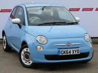 2014 FIAT 500 HATCHBACK 1.2 Colour Therapy 3dr
