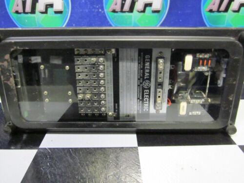 General Electric GE 12BDD16B16A Transformer Relays