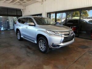 2018 Mitsubishi Pajero Sport QE MY18 GLX Silver 8 Speed Sports Automatic Wagon Menzies Mt Isa City Preview