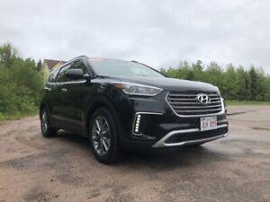 2017 Hyundai Santa Fe XL SE