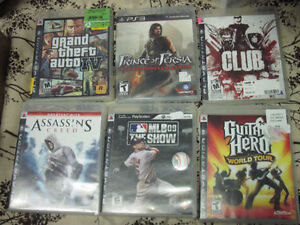 6 great ps3 games first $20 takes them all look