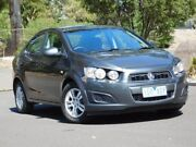 2015 Holden Barina TM MY15 CD Grey 6 Speed Automatic Sedan Hadfield Moreland Area Preview