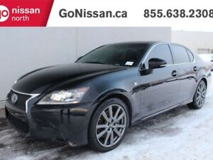 2013 Lexus GS 350 GS, AWD, F SPORT, NAVIGATION, HEATED STEERING