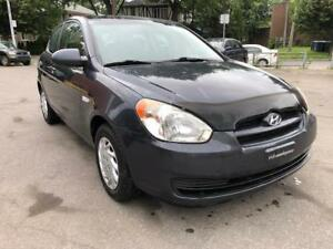 2007 Hyundai Accent GS avec groupe confort, BRAND NEW CLUTCH