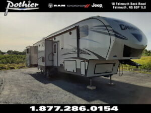 2016 Forest River Crusader 5th Wheel