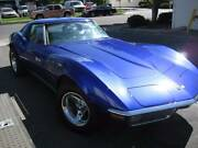 1970 Chevrolet Corvette Coupe Carrara Gold Coast City Preview