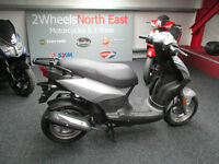 Sym Symply 50 Scooter 2017MY 2 Finance Available from £12 per week over 3year