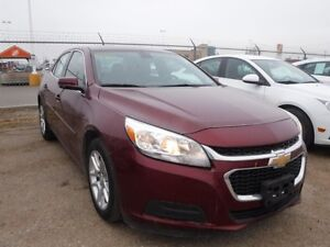2016 Chevrolet Malibu Limited LT, power seat, rem. start, back u