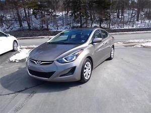 2014 HYUNDAI ELANTRA...LOADED! BLUETOOTH, HTD FRONT SEATS & MORE