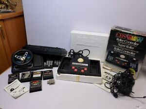 Vintage RETRO Game Consoles & Games COLECO Comic BOOKS +