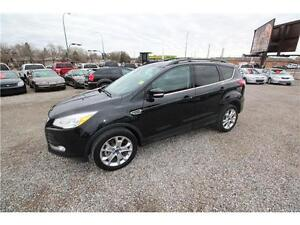 2013 Ford Escape SEL *** $179 B/W *** BEST BARGAIN IN AB