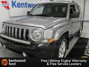 2016 Jeep Patriot SPORT North 4x4 with sunroof, heated seats