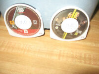 PSP Games   Grand Theft Auto and Italian Mob  $5.00 each  Up til