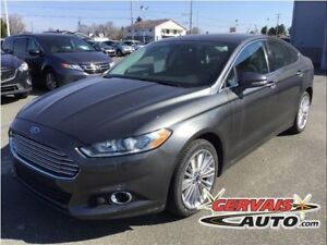 Ford Fusion SE Navigation Cuir Toit Ouvrant MAGS 2015