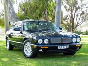 2001 Jaguar XJ8 X308 Sport Black 5 Speed Automatic Sedan Myaree Melville Area Preview