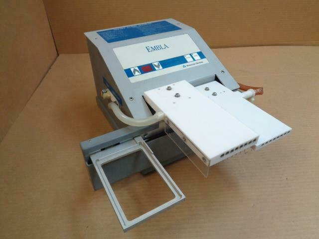 Skatron Instruments  N3401  Embla Model Microplate Well Washer w/Power Cord
