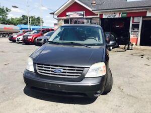 2007 Ford Freestar Wagon Sport