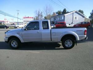 2007 Ford Ranger Sport  80000 KMS 2wd Ext cab Rust Free !!!