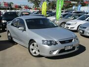 2006 Ford Falcon BF XR6 Silver 6 Speed Sports Automatic Sedan Gepps Cross Port Adelaide Area Preview