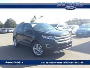 2016 Ford Edge SEL AWD Leather Heated Seats Remote Start!