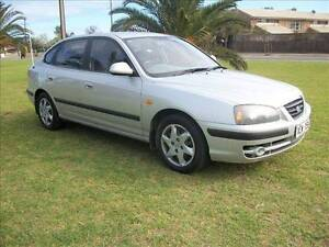 HYUNDAI ELANTRA FX 2004 MODEL MANUAL HATCH $2999 Alberton Port Adelaide Area Preview