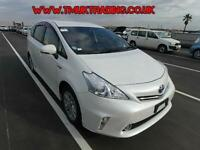 Toyota Prius Plus/Prius Alpha/Prius+ Hybrid 1.8 2013(13) 7 SEATS, 2 KEYS (BIMTA)