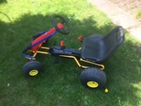 Kids Pedal Go Kart, very good condition, 4-8 years, £25