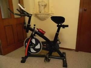 Exersize bike,Commercial Bike Flywheel Home Fitness Adjustable Mount Evelyn Yarra Ranges Preview