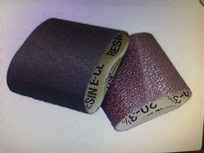 Sand Paper Belts Fit Clarke Ez-8 Expandable Drum 8x19 Vaez8 36 10 Sheets