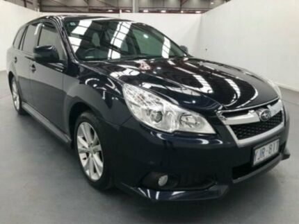 2014 Subaru Liberty MY14 2.5I Premium Blue Continuous Variable Wagon Fyshwick South Canberra Preview